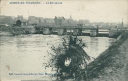 BELGIQUE MOUSTIER SUR SAMBRE / Le Déversoir / - Belgique