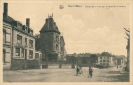BELGIQUE NEUFCHATEAU / Entrée De La Ville Par La Route De Florenville / - Neufchâteau