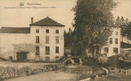 BELGIQUE NEUFCHATEAU / Les Cascades Et L'Ancien Moulin Bergh, Actuellement Filature / - Neufchâteau