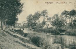 BELGIQUE NIEUPORT / L'Arche De Noé / - Nieuwpoort