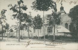 BELGIQUE NIEUPORT / L'Eglise / - Nieuwpoort