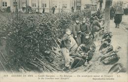 BELGIQUE NIEUPORT / Conflit Européen, Un Avant-poste Autour De Nieuport, Guerre De 1914 / - Nieuwpoort