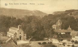 BELGIQUE NISMES / Entre Sambre Et Meuse, Le Château / - Belgique