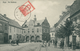 BELGIQUE PEER / Ret Stadhuis / - Peer