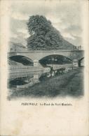 BELGIQUE PERUWELZ / Le Pont Du Vert Montois / - Péruwelz