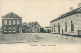 BELGIQUE POPERINGE / Place De La Station / - Poperinge