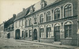 BELGIQUE POPERINGE / Théâtre Et Poids Public / - Poperinge