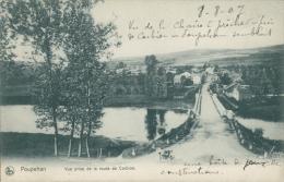 BELGIQUE POUPEHAN / Vue Prise De La Route De Corbion / - Belgique