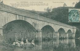 BELGIQUE POUPEHAN / Le Pont Sur La Semois / - Belgique