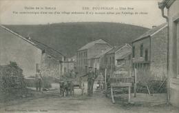 BELGIQUE POUPEHAN / Attelage De Chiens, Une Rue, Vallée De La Semois / - Belgique
