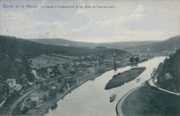 BELGIQUE PROFONDEVILLE / La Meuse à Profondeville Et Les Villas De Fresnex-Lustin / - Profondeville