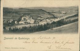 BELGIQUE RADELANGE / Vue Panoramique / - België
