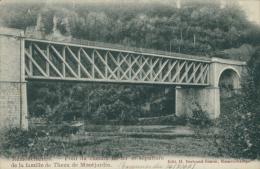 BELGIQUE REMOUCHAMPS / Pont Du Chemin De Fer Et Sépulture De La Famille De Theux De Montjardin / - Belgique