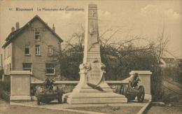 BELGIQUE RIXENSART / Le Monument Des Combattants / - Rixensart