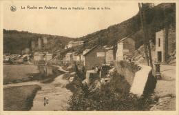 BELGIQUE LA ROCHE / Route De Houffallze, Entrée De La Ville / - La-Roche-en-Ardenne