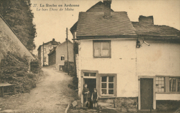 BELGIQUE LA ROCHE / Le Bon Dieu De Maka / - La-Roche-en-Ardenne