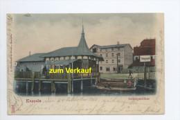 Kappeln, Schleipavillon - Einmalig Auf Delcampe! - Kappeln / Schlei