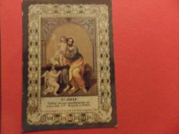 CALENDARIO PICCOLO FORMATO RELIGIOSO  S. JOZEF  1992 - Calendari