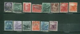 Italie Liquidation Lot 3 Yt 442 à 499 Oblitérés - 1900-44 Vittorio Emanuele III