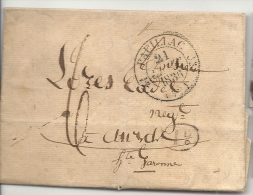 Gironde - Pauillac - CàD Type 12. - 1801-1848: Precursors XIX