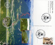 OVARO (UD) - 2011 - GIRO D'ITALIA - Il Ciclismo Sul Monte ZONCOLAN - - Ciclismo