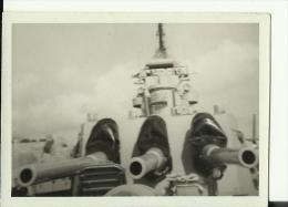 CHINA   --  SHANGHAI  --  ORIGINAL PHOTO  --  SHIP  ,,  USS GARDINERS BAY  AVP - 39 ,, IN SHANGHAI  --   7,9 Cm X 5,7 Cm - Schiffe
