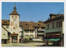 SWITZERLAND - AK 265283 Liestal - Obertor - BL Bâle-Campagne
