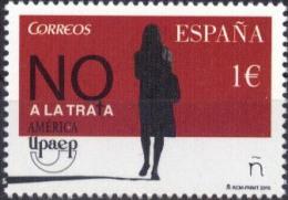 España 2015 **  UPAEP Lucha Contra La Trata De Personas.  See Desc. - 1931-Today: 2nd Rep - ... Juan Carlos I
