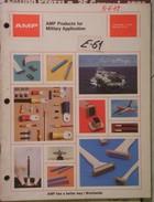 CATALOGO AMP - CONNETTORI ELETTRICI INDUSTRIALI - 1978 - Magazines & Newspapers