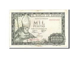 Espagne, 1000 Pesetas, 1965, KM:151, 1965-11-19, TB - [ 3] 1936-1975 : Régence De Franco