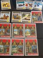 Ecuatorial Guinea Easter 75 - Stamps