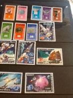 Laos, Bulgaria - Stamps