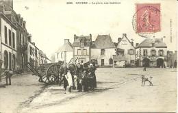 GOURIN - La Place Aux Bestiaux               -- Villard 2330 - Gourin