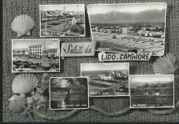 LIDO DI CAMAIORE - MULTIVEDUTE -  -  NUOVA- VARI  FORI - Italie