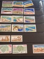 Romania, Mali, Albania - Stamps