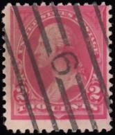 UNITED STATES - Scott #248 Washington / Used Stamp - 1847-99 Emissioni Generali
