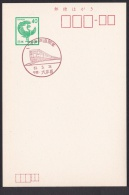 Japan Commemorative Postmark, Isumi Railway Opening Train (jc8593) - Japón