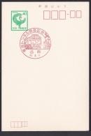 Japan Commemorative Postmark, Seikan Tunnel Opening Train (jc8595) - Japan