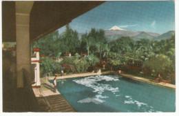 Mexico Mexique - Veracruz - Hotel Ruiz Galindo - Fortin De Las Flores - El Pico De Orizaba - 2 Scans - Mexico
