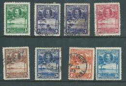 Sierra Leone 1932 KGV Selection Of 8 Values To 6d Mint & Used - Sierra Leone (...-1960)