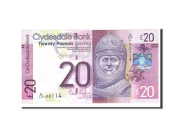 Scotland, 20 Pounds, 2013, KM:229K, 2013-06-11, TTB - Scozia