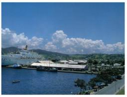 (120) Cruise Ship In Suva (Fiji Islands) - Dampfer