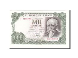 Espagne, 1000 Pesetas, 1971, KM:154, 1971-09-17, TTB+ - [ 3] 1936-1975 : Régence De Franco