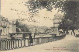 VERDUN-sur-MEUSE -  Promenade De La Digue Et Pont D´Anthouard   67 - Verdun