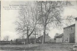 Environs De Nancy - Essey - La Croix De La Rue Haute - Edition Royer Et Cie. - Carte N°1554 - Francia