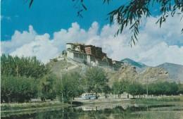 CPM Paisajes Del Tibet : Potala Palace, Lhasa - Tibet