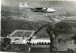 AVIATION(SCAN_NORATLAS 2501) AVION CARGO DE PARACHUTAGE(CHENONCEAU) - 1946-....: Moderne