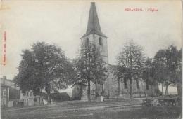 Bénaménil (Meurthe-et-Moselle) - L'Eglise - Edition E. Bastien - Francia
