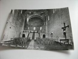 CHIESA EGLISE  CHURCH  KIRCHE GENOVA INTERNO CHIESA DI S. STEFANO - Eglises Et Cathédrales
