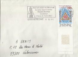 1995 N° 2967 Francs-maçons Grande Loge Féminine De France - France